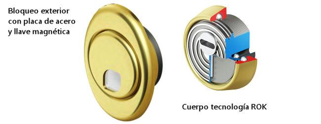 nivel 4 seguridad bombillo escudo